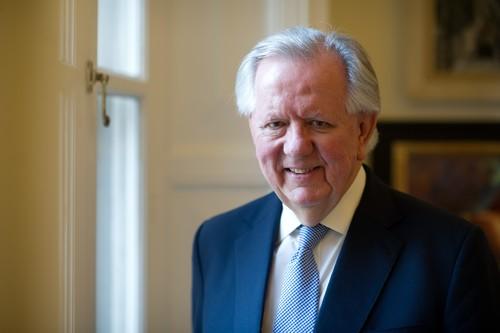 Former government minister Steve Norris