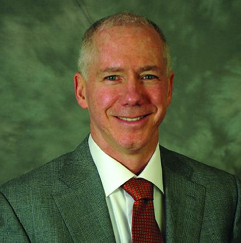 Darwin Haines - Senior Vice President