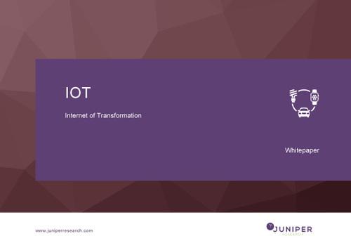 IoT - Internet of transformation