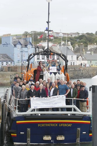 Launch Community Share Offer Portpatrick