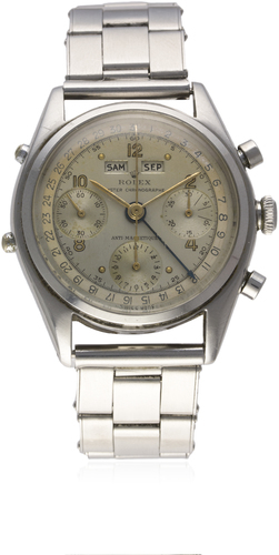 Ultra rare Rolex comes up for auction