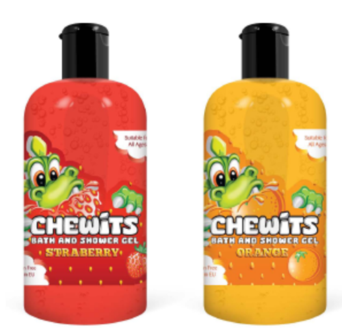 Chewits Body Wash