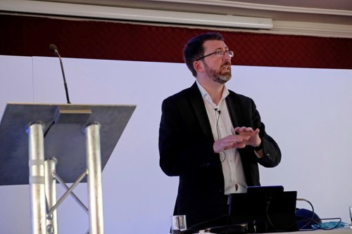 James Akrigg, Head of Technology
