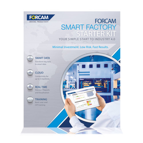 Forcam's Smart Factory in a Box is a fully fu