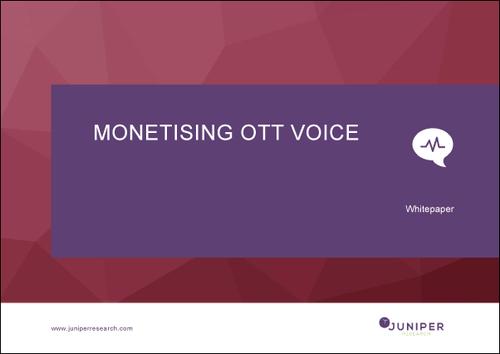 MONETISING OTT VOICE