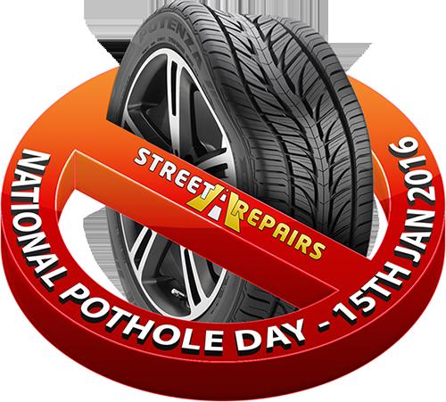 National Pothole Day 2016