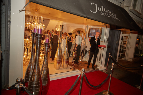 Juliettes Chelsea Showroom Store Front