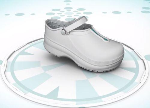 Medic Shoes at MEDICA FAIR 2015