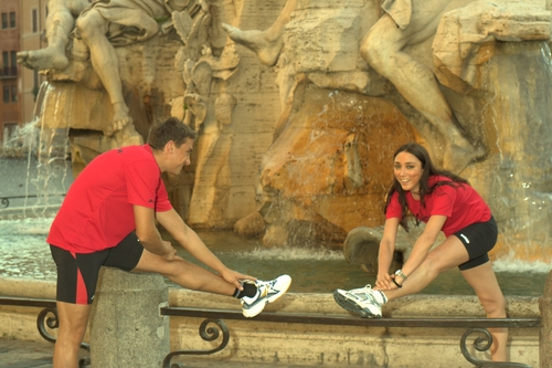 Run Around Rome with chooseitaly.com
