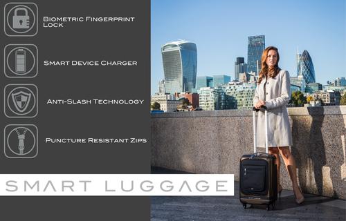 Numinous London SMART Cabin luggage