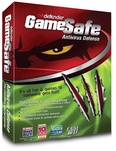 On guard with BitDefender GameSafe