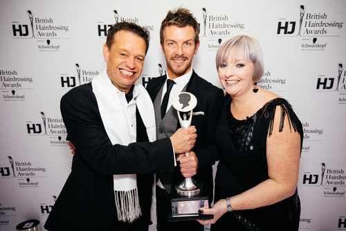 British Hairdresser of the Year 2015