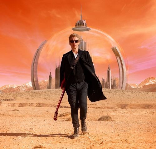Doctor Who Series 9 Finale
