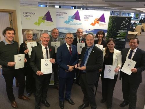 Plymouth University's Innovation Award