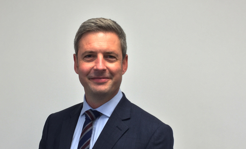 Paul Barrett K2 Client Account Director