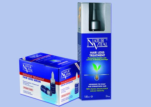 NaturVital Hair Loss Treatment & Serum