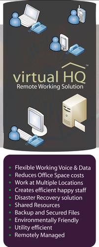 Open VHQ™   Linux Virtual Office Server