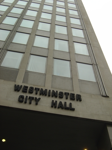 Westminster Council City Hall