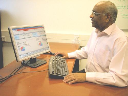 Piyush Shah, CEO of Deltion