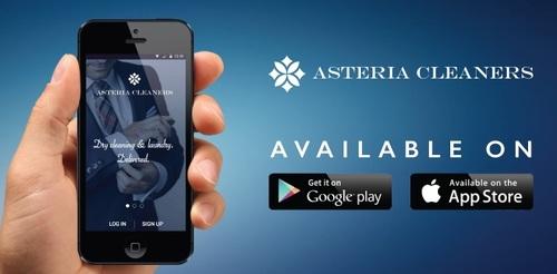 Asteria mobile app