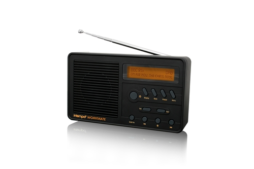 Intempo WorkMate digital radio
