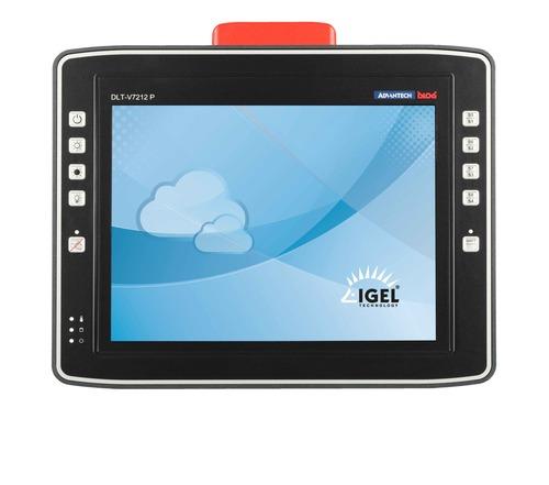 IGEL OS on latest Advantech DLoG device