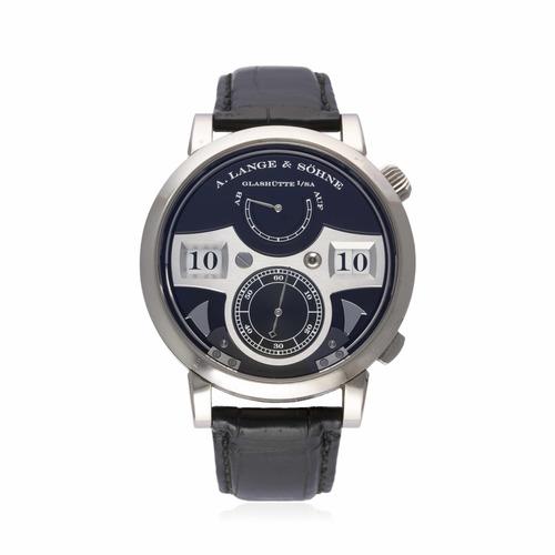 A Lange Zeitwerk watch