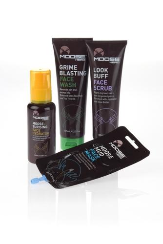 Moosehead Skin Care Range