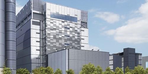 Telehouse, London Docklands