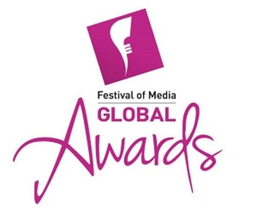 Festival of media Global Awards logo