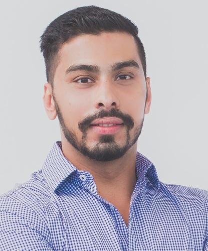 Sanjeev Sularia, CEO Intelligence Node
