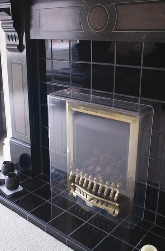 Fireplace Heatsaver