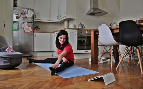 Onlinegym4me fitness classes from home