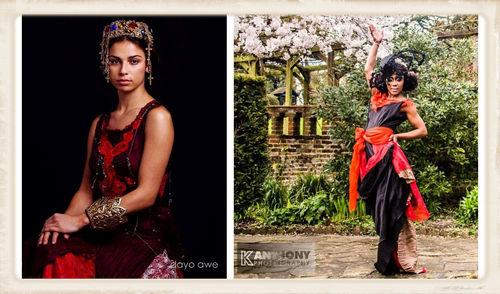 Enchanted Garden Fashion Extravaganza