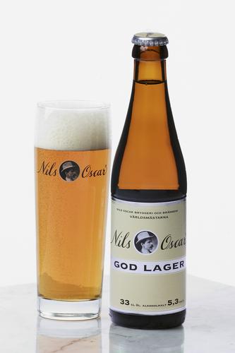 God Lager - its divine