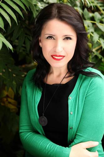 Mirela Sula is the founder of the event