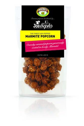 Joe & Seph's Marmite Popcorn