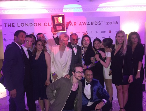 Buddha Bar Bring Home Award Again