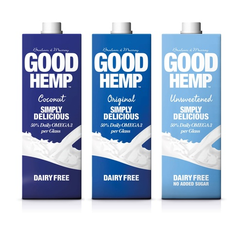 Good Hemp Milks