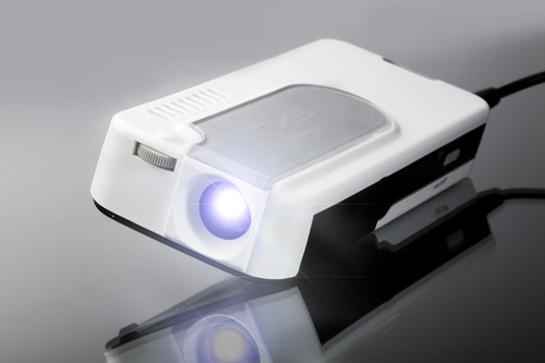Pico Media Projector by RXS:Redshift