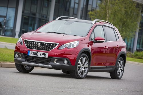 New Peugeot 2008 Compact SUV Allure mode
