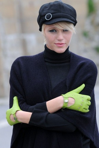 Lime Driver Gloves from LoveItHaveIt.com