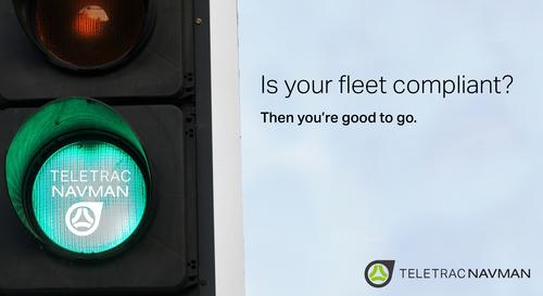 Teletrac Navman Compliance Campaign