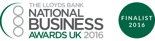 National Business Award logo