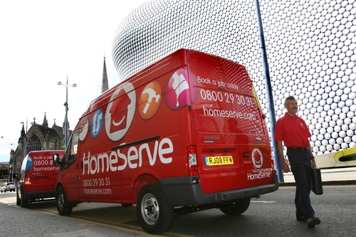 HomeServe In Action