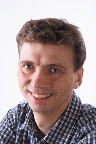 Neil Scotton - President of the UK ICF