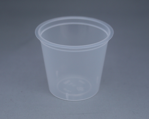 Injection moulded pot produced by Aegg