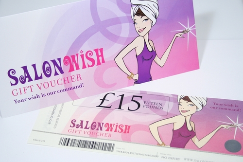 Salon Wish - give beauty this year