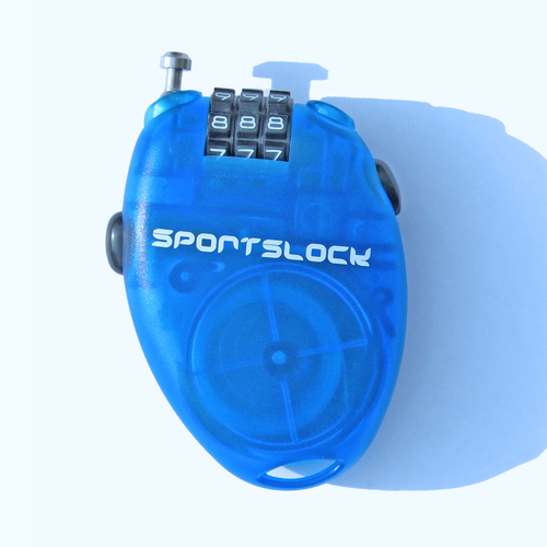 Sportslock, to secure skis & boards