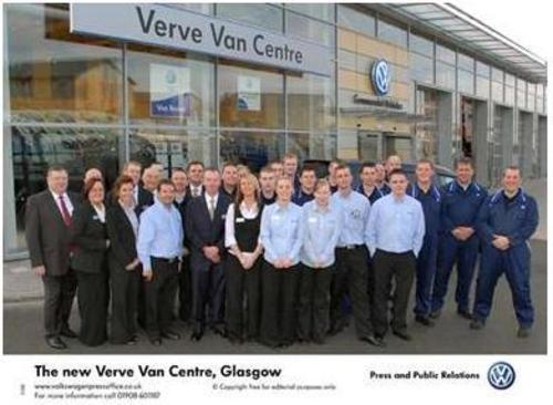 Verve Van Centre Staff
